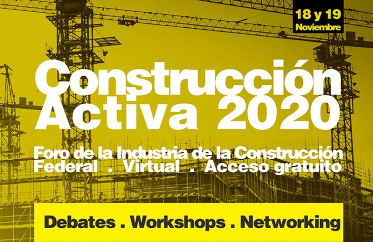 TECNOPERFILES será sponsor del foro virtual Construcción Activa