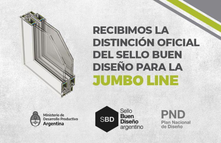 TECNOPERFILES distinguida por el Sello Buen Diseño Argentino