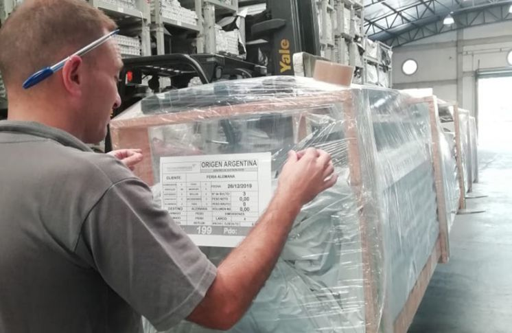 TECNOPERFILES se prepara para Fensterbau Frontale 2020