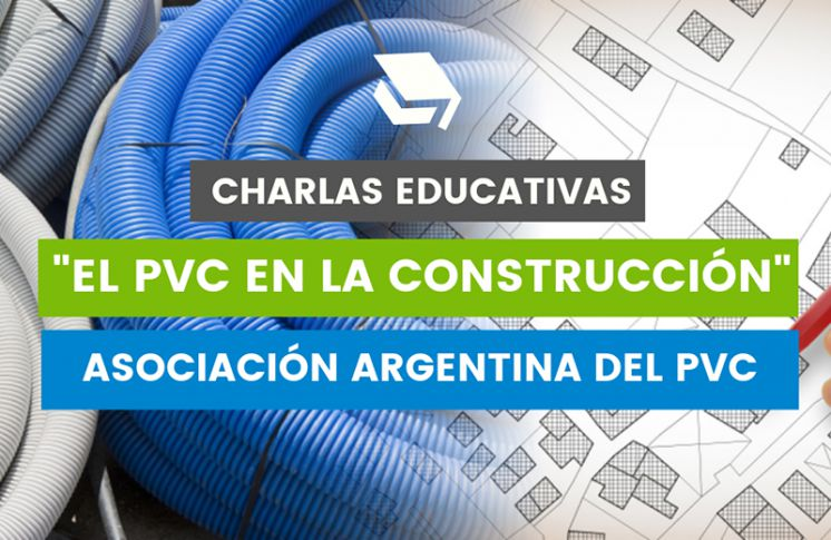 Charlas educativas sobre el PVC en la Construcción